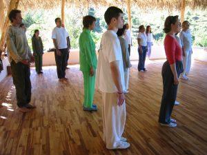 Estado Mental de Chi Kung Gran Maestro Wong Kiew Kit