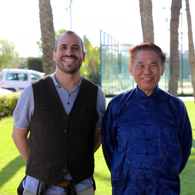 Sonreír Desde el Corazón - Gran Maestro Wong Kiew Kit