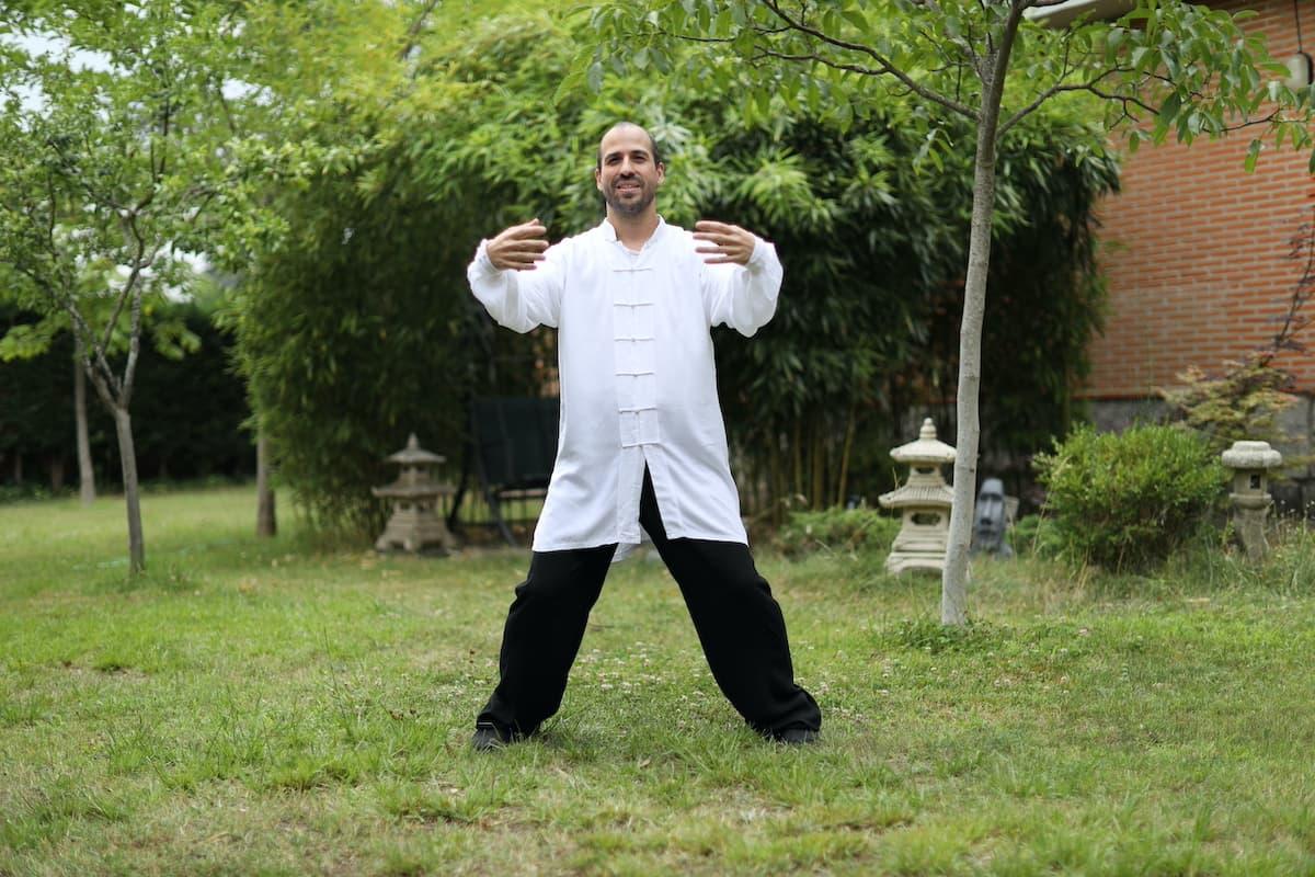 Desarrollar la Fuerza Interior - Gran Maestro Wong Kiew Kit