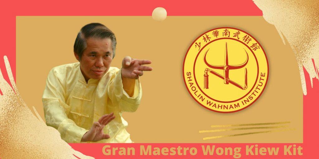 Chi Kung Shaolin Gran Maestro Wong Kiew Kit 2 - Gran Maestro Wong Kiew Kit